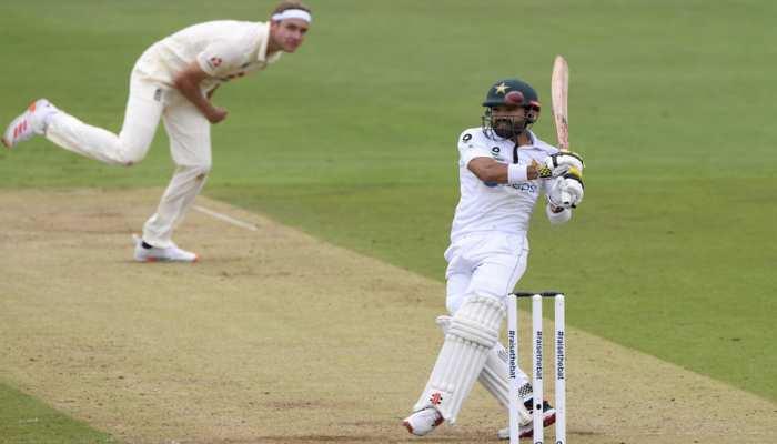 ENG vs PAK: दूसरे दिन बारिश और खराब रोशनी का दखल, पाकिस्तान के बल्लेबाज हुए पस्त