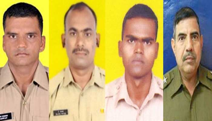 Martyrs of CISF conferred with Shaurya Chakra on the occasion of 74th Independence Day