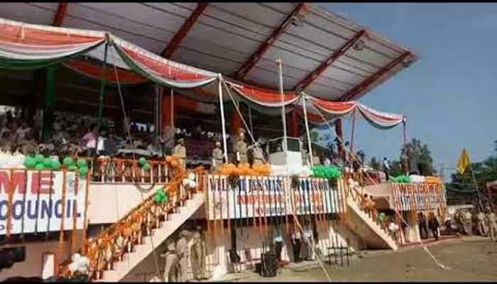 जम्मू में 74वें स्वतंत्रता दिवस की धूम, मिनी स्टेडियम में आयोजन
