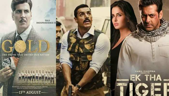 Independence Day 2020: Gold to Batla House these films have won the hearts of people
