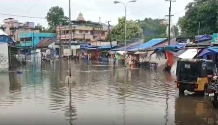 सुकमा: बढ़ते जलस्तर से बाढ़ की चपेट में कोंटा, निचली बस्ती को किया जा रहा शिफ्ट