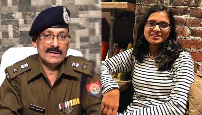 बुलंदशहर पुलिस ने सुलझाया केस, छेड़खानी नहीं हादसे का शिकार हुई थी सुदीक्षा भाटी