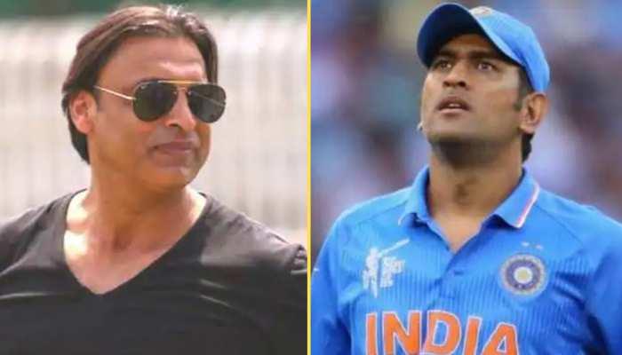 शोएब अख्तर को है यकीन, BCCI धोनी को आखिरी मैच खेलकर विदाई का मौका देगा