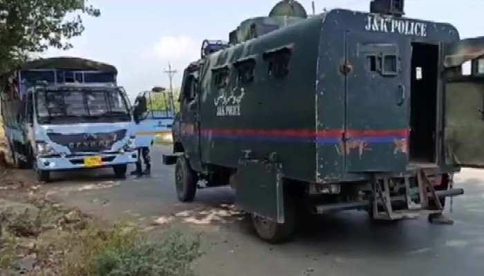 जम्मू-कश्मीर: बारामूला में बड़ा आतंकी हमला, 3 जवान शहीद