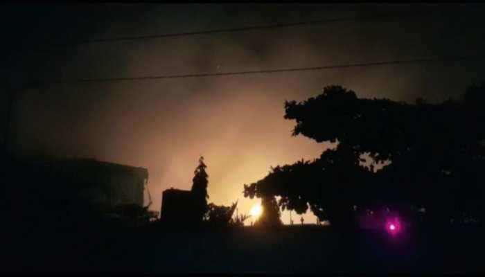महाराष्ट्र के पालघर में केमिकल फैक्ट्री में धमाका, 1 की मौत, 3 घायल