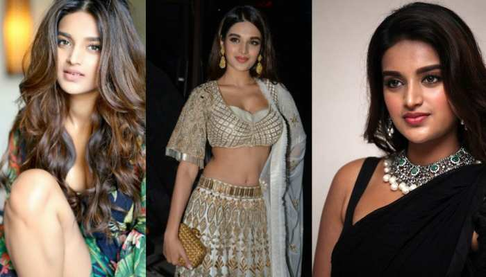 Watch latest pictures of Nidhhi Agerwal