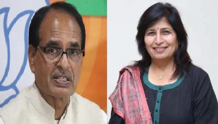 पूर्व मंत्री विजयलक्ष्मी साधौ के बंगले पर बवाल, BJP ने पूछा- जब मंत्री नहीं, तो घर पर कब्जा क्यों?