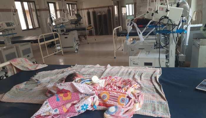 यहां कोरोना पॉजिटिव महिला ने एक बच्ची को दिया जन्म, डॉ. ने दी ये जानकारी