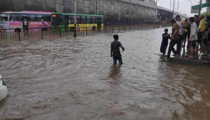 जयपुर में 4 घंटे की बारिश से प्रशासन के फूले हाथ-पांव, सरकार से लगाई यह गुहार...