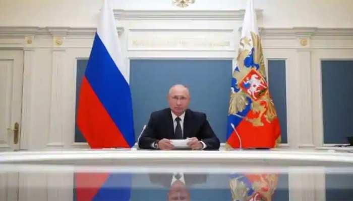 बेलारूस संकट पर रूस के राष्ट्रपति व्लादिमीर पुतिन ने दुनिया को दी चेतावनी