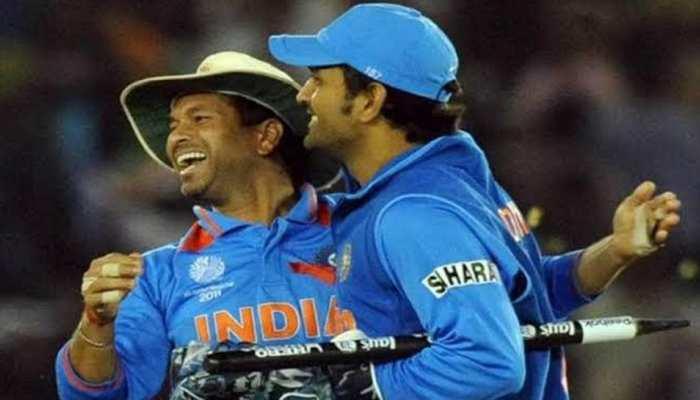 जब सचिन तेंदुलकर ने BCCI से कहा था, 'धोनी को अगला कप्तान बनाया जाना चाहिए'