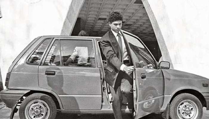 अपनी पुरानी मारुति-800 को लेकर इमोशनल हुए सचिन, वापस पाना चाहते हैं कार