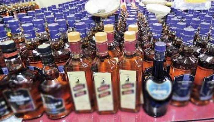 तस्करी कर बिहार ले जाई जा रही 10 लाख की शराब जब्त, 2 गिरफ्तार