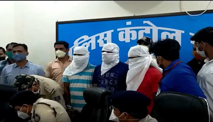 अंकित चंडोक हत्याकांड: पत्नी के प्रेमी ने रेकी के बाद की थी हत्या, गाजियाबाद से लाया था दोस्त की कार