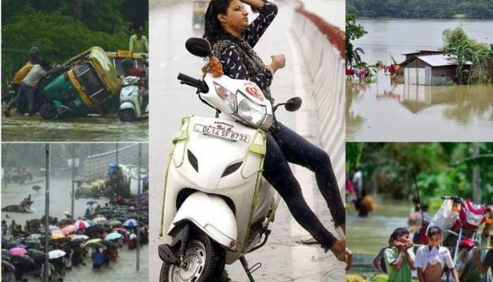 दिल्ली ही नहीं पूरे देश में अगले कुछ दिनों तक ऐसे ही होगी बारिश
