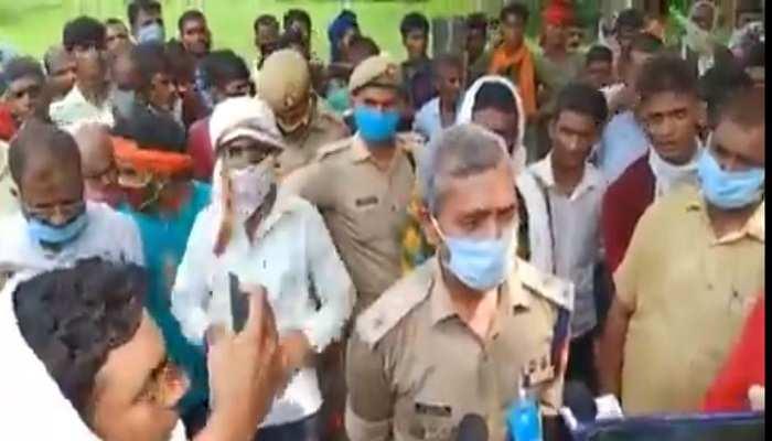 भदोही: नाबालिग का जला हुआ शव नदी में मिला, PM रिपोर्ट में रेप की पुष्टि नहीं, परिवार ने जाहिर की थी आशंका