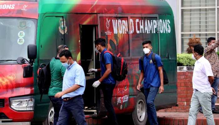 बांग्लादेश के इस क्रिकेटर को हुआ कोरोना, एक हफ्ते के लिए किए गए क्वारंटीन