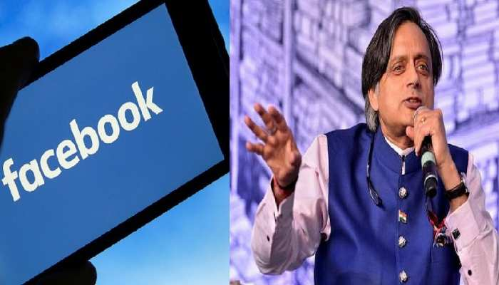 शशि थरूर की अध्यक्षता वाली संसदीय समिति ने फेसबुक को किया तलब, हंगामा शुरू