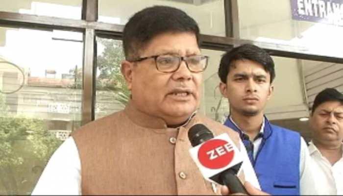 बिहार कांग्रेस ने की नगर विकास मंत्री को बर्खास्त करने की मांग, घोटाले का लगाया आरोप