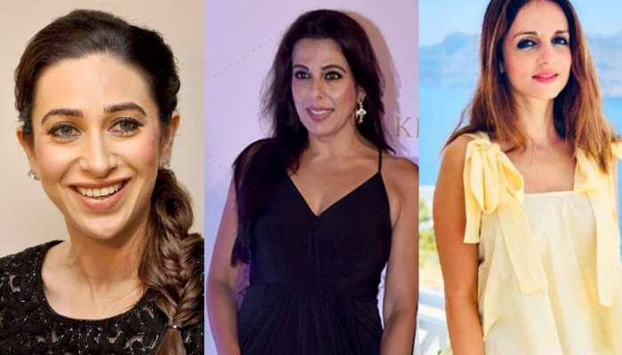 These daughters returned to the Bollywood star father when they got divorced