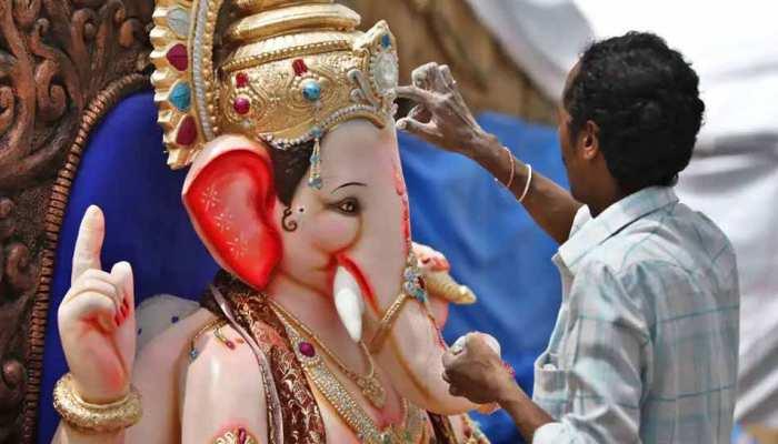 रायपुर: गणेश चतुर्थी पर कोरोना का साया, न होगी सजावट, न ही बंटेगा प्रसाद
