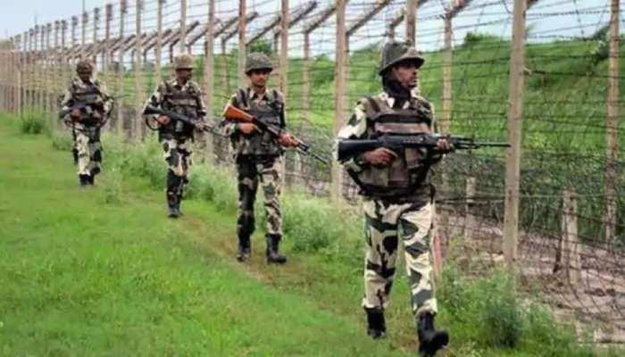 India-Pakistan Border: पंजाब के डल सीमा चौकी पर पांच घुसपैठियों को किया ढेर