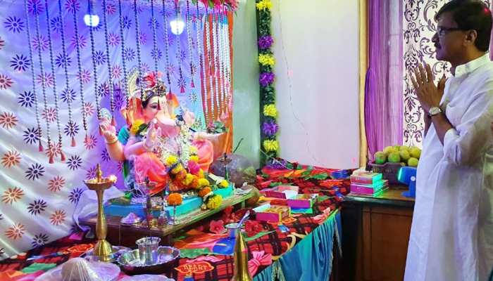 Ganesh Chaturthi 2020: This is how Celebrities welcomed Vighnaharta Ganpati at home, see photos