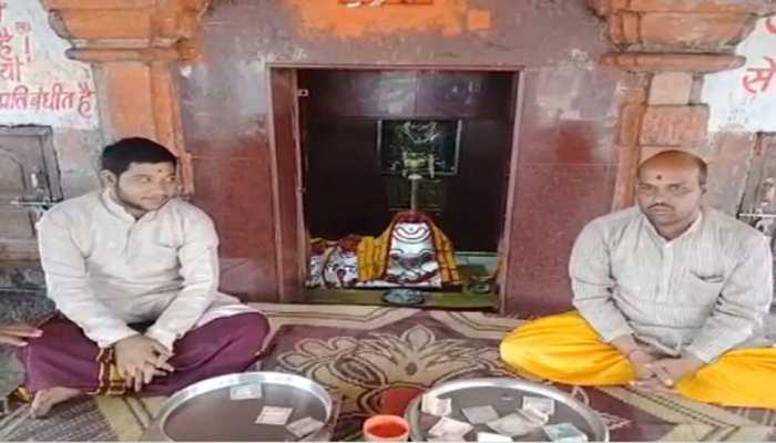 चिंतामन मंदिर में तीन रूपों में दर्शन देते हैं गजानंद, भगवान राम ने की थी मूर्ति की स्थापना