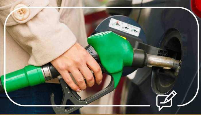 दस दिनों में 1.30 रुपये महंगा हो गया है पेट्रोल, जानिए आज कितना हुआ रेट