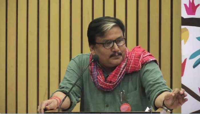 कहीं नहीं जा रहे रघुवंश बाबू, BJP में जाने की खबर फैलाने वाले लोग उत्पाती- मनोज झा