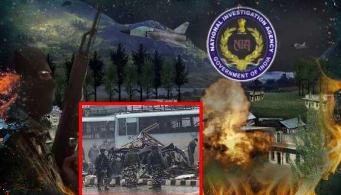पुलवामा हमला: 5000 पन्नों की चार्जशीट दायर करने पहुंची NIA की टीम, PAK फिर बेनकाब