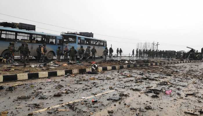 पुलवामा हमला: NIA ने तैयार की 5000 पन्नों की चार्जशीट, पाकिस्तान फिर बेनकाब