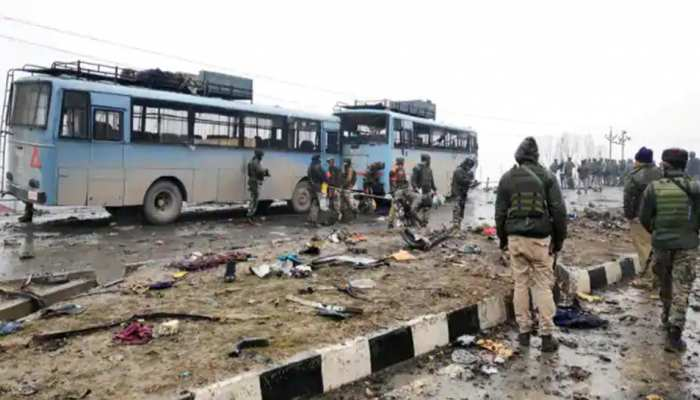 पुलवामा हमला: NIA ने दाखिल की 5000 पन्नों की चार्जशीट, मसूद अज़हर का नाम भी शामिल