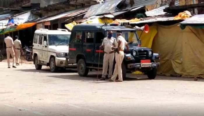 टीकमगढ़: एक ही परिवार के 5 सदस्यों की मौत मामले में पुलिस जांच के विरोध में उतरे स्थानीय लोग