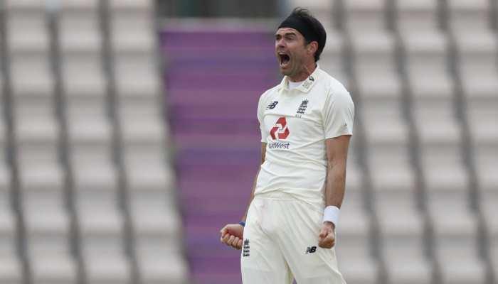 इंग्लैंड के जेम्स एंडरसन ने रचा इतिहास, टेस्ट क्रिकेट में '600 क्लब' में शामिल हुए