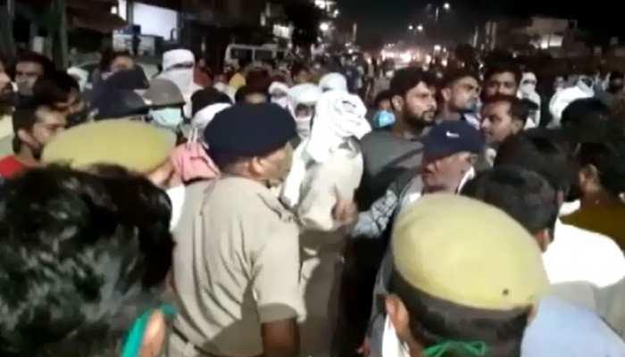 गाजियाबाद में जमानत पर रहे युवक को गोलियों से भूना, गुस्साए परिजनों ने किया दिल्ली-मेरठ हाईवे जाम