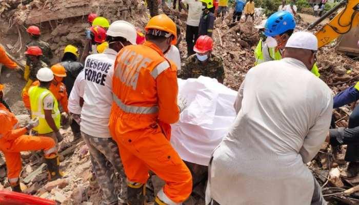 रायगढ़ बिल्डिंग हादसे में अब तक 10 की मौत, राहत कार्य अब भी जारी