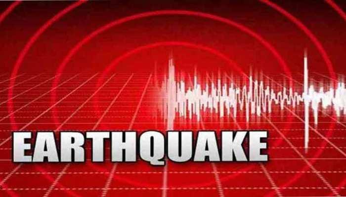 भूकंप के झटके से हिला पश्चिम बंगाल, रिक्टर स्केल पर 4.1 रही तीव्रता