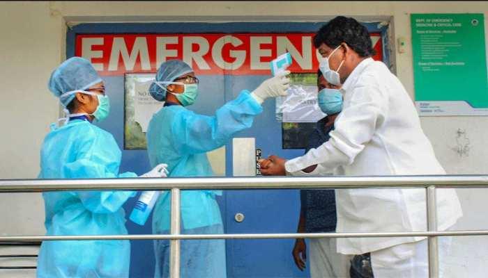 बिहार में कोरोना संक्रमण के मामले घटे, रिकवरी दर बढ़ी