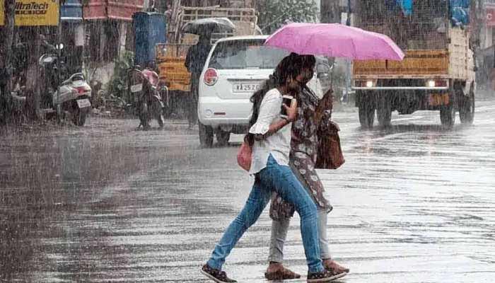 उत्तर भारत में मौसम विभाग का ऑरेंज अलर्ट, यूपी-उत्तराखंड और राजस्थान में 4 दिन जरा संभलकर!
