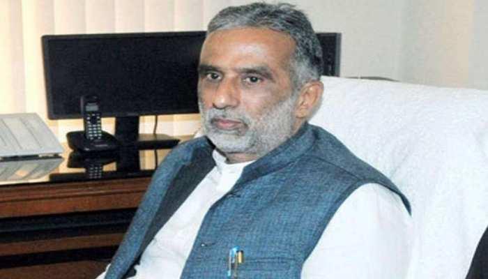 पीएम मोदी के मंत्रियों पर कोरोना का वार, अब कृष्णपाल गुर्जर कोरोना पॉजिटिव