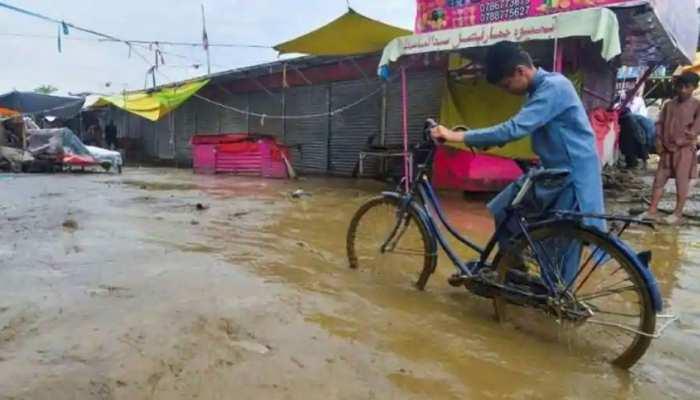 अफगानिस्तान में आई भीषण बाढ़, सौ से ज्यादा मौत,  सैकड़ों घर तबाह हुए