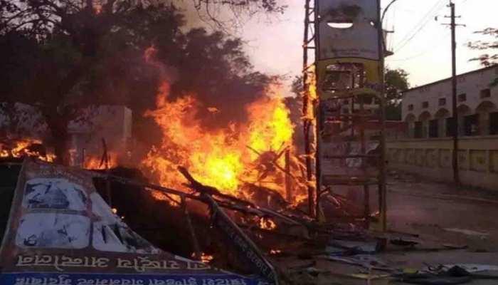 'जवाहर बाग कांड' की जांच में SC नहीं देगा दखल, शहीद SP की पत्नी ने लगाई गुहार