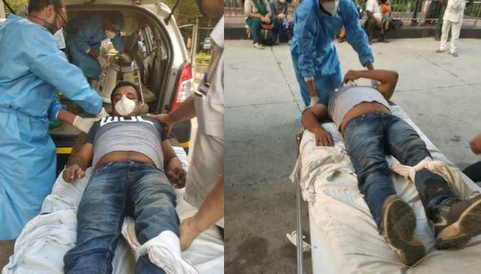 दिल्ली में इनामी बदमाश विकास शौकीन गिरफ्तार, स्पेशल सेल से मुठभेड़ में पैर पर लगी गोली