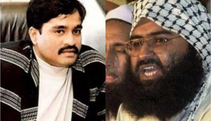 पाकिस्तान मे छिपे बैठे हैं दाऊद और मसूद, दुनिया को दिया जा रहा है धोखा