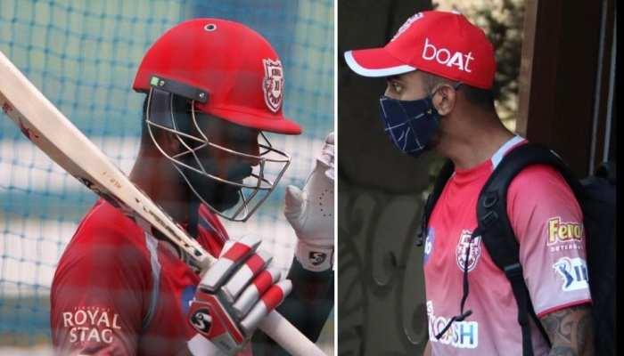 IPL 2020: केएल राहुल 169 दिनों बाद मैदान पर लौटे, KXIP का अभ्यास शिविर शुरू