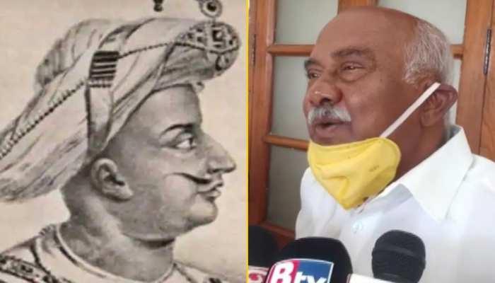 टीपू सुल्तान माटी के पुत्र, उनकी कुर्बानी के लिए मुल्क को सिर झुकाना होगा: भाजपा MLC