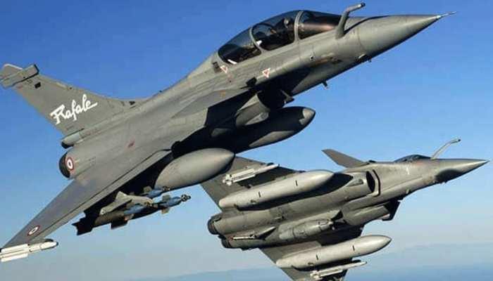 राजनाथ की मौजूदगी में 10 सितंबर को एयरफोर्स में शामिल होंगे 5 'राफेल', फ्रांस के रक्षा मंत्री को भी न्योता