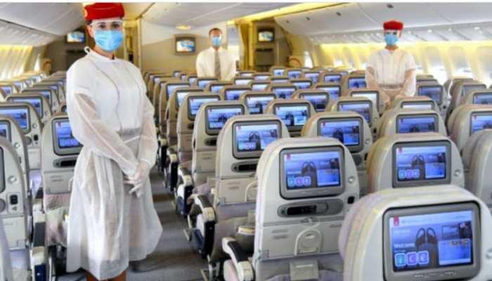 विमान कंपनियां फ्लाइट में परोस सकती हैं खाना, लेकिन पूरी सुरक्षा के साथ