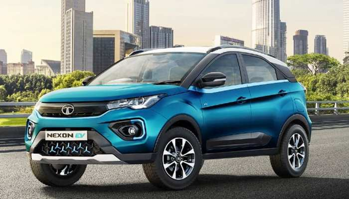 SBI to install free home chargers for Tata Nexon EV